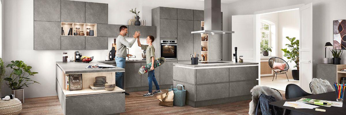 Nobilia Küchen Küchenstudio Baesweiler Küchentreff Aachen