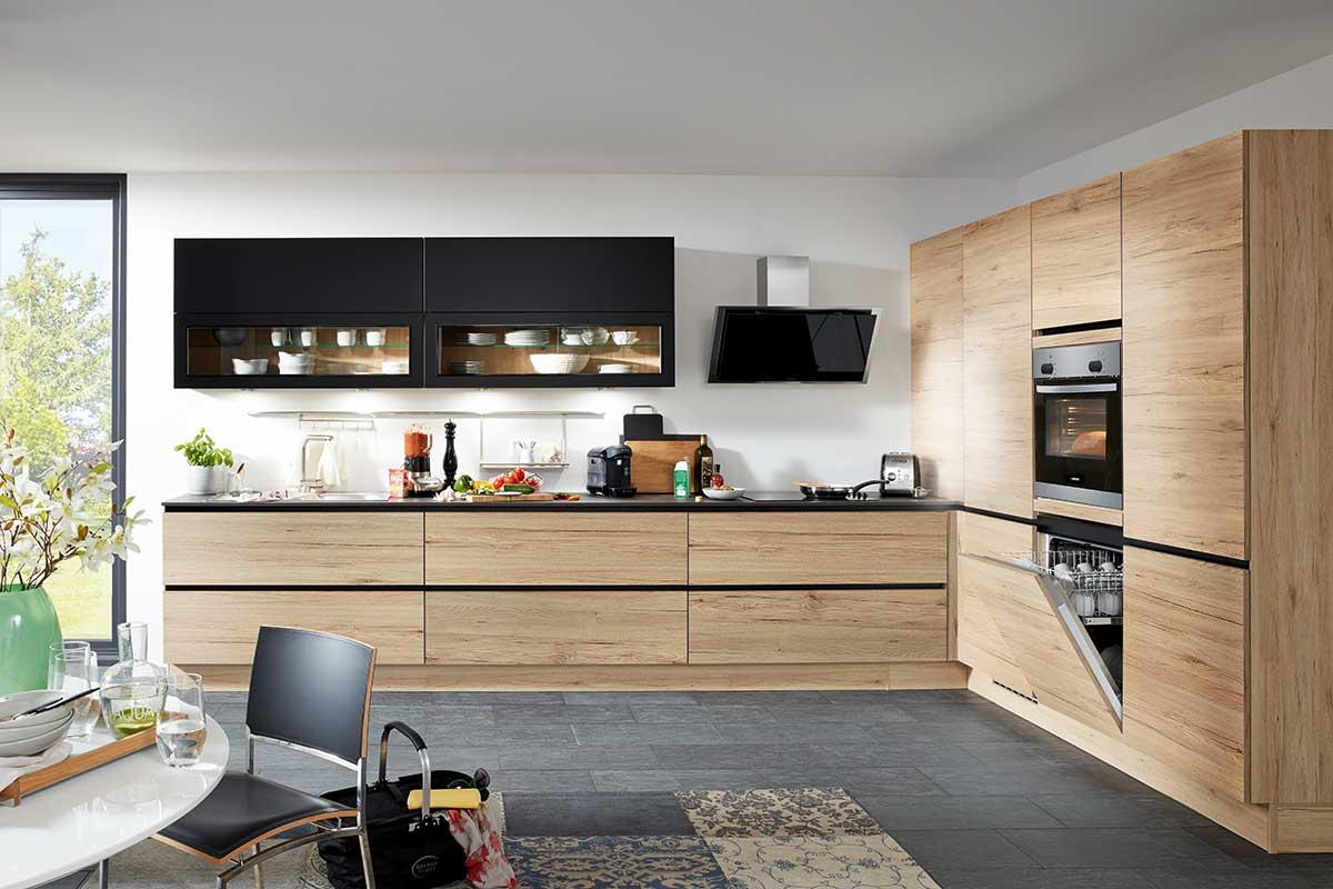 Moderne küche bild brigitte küchen