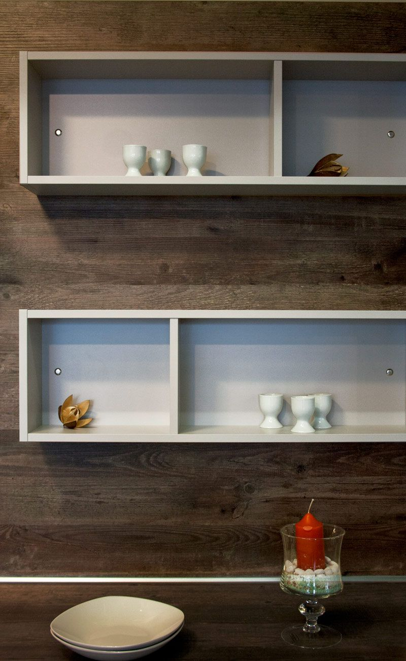 Ausgezeichnet Küchenregal Wand Bilder - Ideen Für Die Küche ...